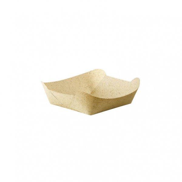 tácka malá z trávneho papiera